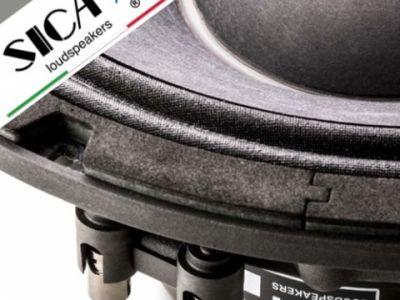 Głośniki Sica  - kolejna światowa marka w naszej ofercie
