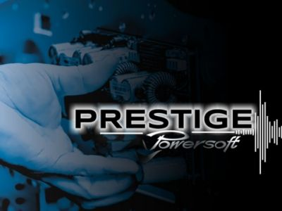 New PRESTIGE series products are now available for sale